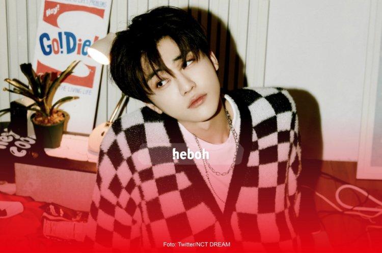 Potret Tampan Jaemin NCT Dream Selama Promosi Hot Sauce