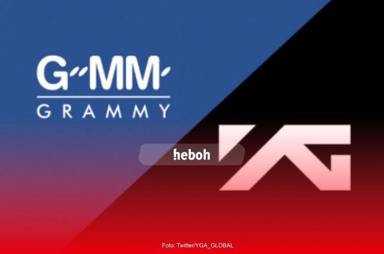 "YG""MM, Perusahaan Joint Venture antara GMM Grammy dengan YG Entertainment"