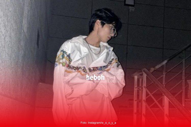 Han Seungwoo Rilis Teaser Image untuk Solo Comeback-nya