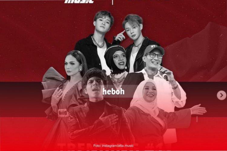 "Atta Halilintar Ajak DJ BEAUZ Kolaborasi dalam Lagu ""This Is Indonesia"""