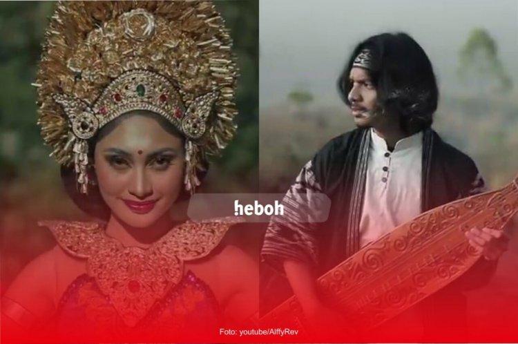 "Kolaborasi Alffy Rev dan Novia Bachmid Bertajuk ""Wonderland Indonesia"""