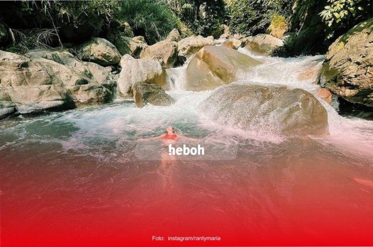 Wisata Curug Leuwi Hejo, Hadirkan Sensasi 'Green Canyon' di Bogor