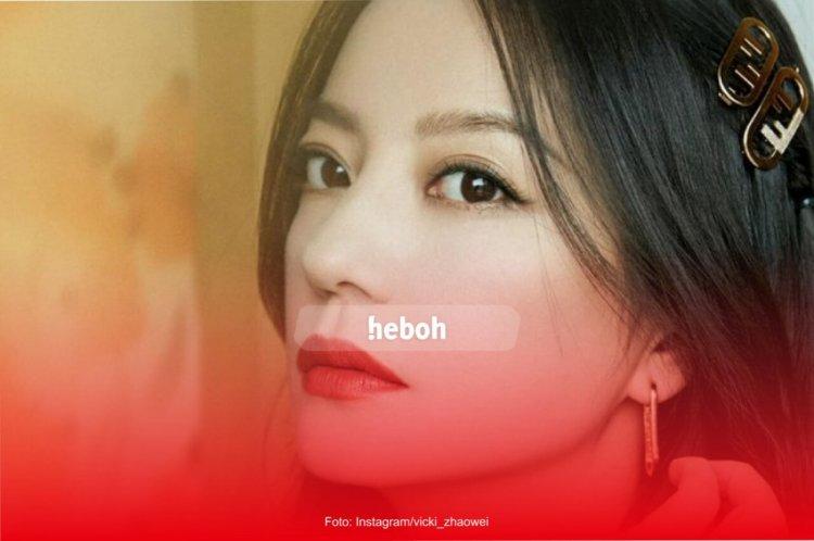 "Pemeran Putri Huan Zhu, Vicky Zhao ""Dihilangkan"" dari China"