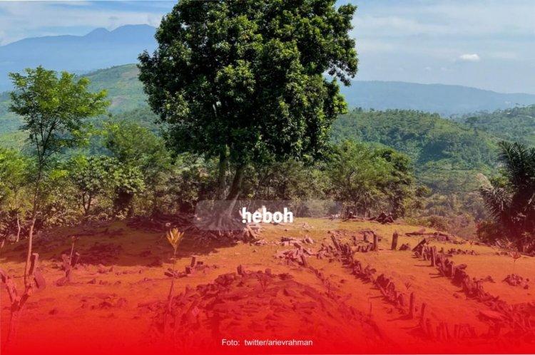 Pesona Gunung Padang, Situs Prasejarah Megalitikum di Cianjur