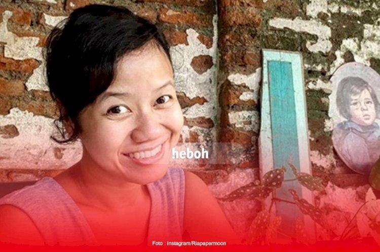 Ria Papermoon, Pemilik Teater Boneka yang Tampil di Film AADC