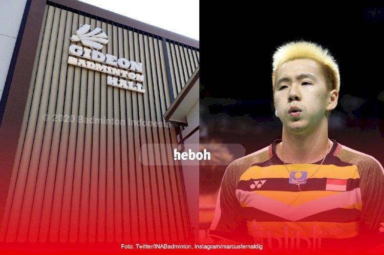 Deretan Fakta Gideon Badminton Hall Milik Pebulutangkis Marcus Gideon