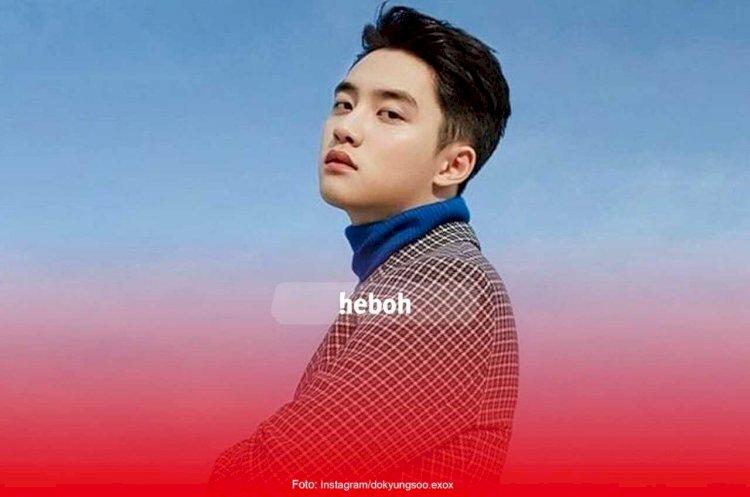 Kejutkan penggemar, D.O EXO Bakal Bintangi Film The Moon'