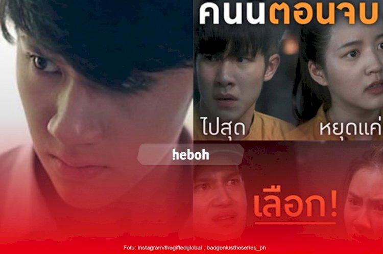 Rekomendasi Drama Thailand Terbaik Yang Wajib Ditonton Saat Libur