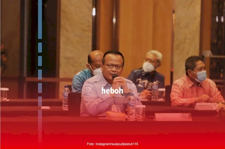 KPK Tangkap Menteri KKP Edhy Prabowo. Warganet Rindukan Susi Pudjiastuti