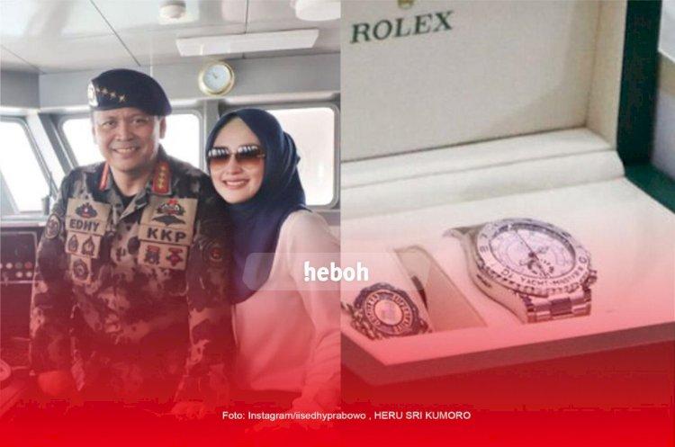 Ditanya Tentang Suap, Edhy Prabowo Mengaku Kecelakaan. Uangnya Untuk ke Hawai dan Belanja!