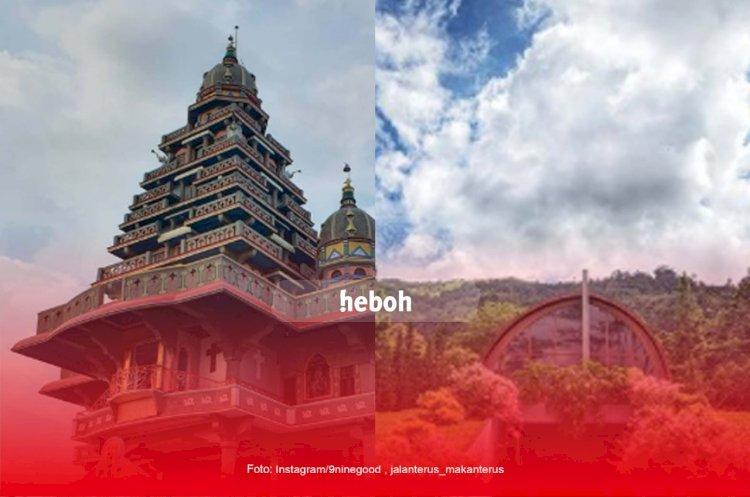 Wisata Religi untuk Umat Kristiani di Indonesia