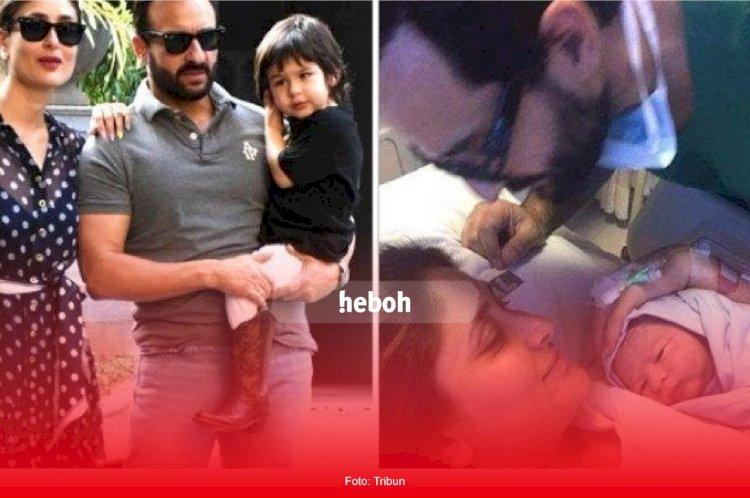 Kareena Kapoor Dikaruniai Anak Kedua, Sang Bayi Diramal Beruntung
