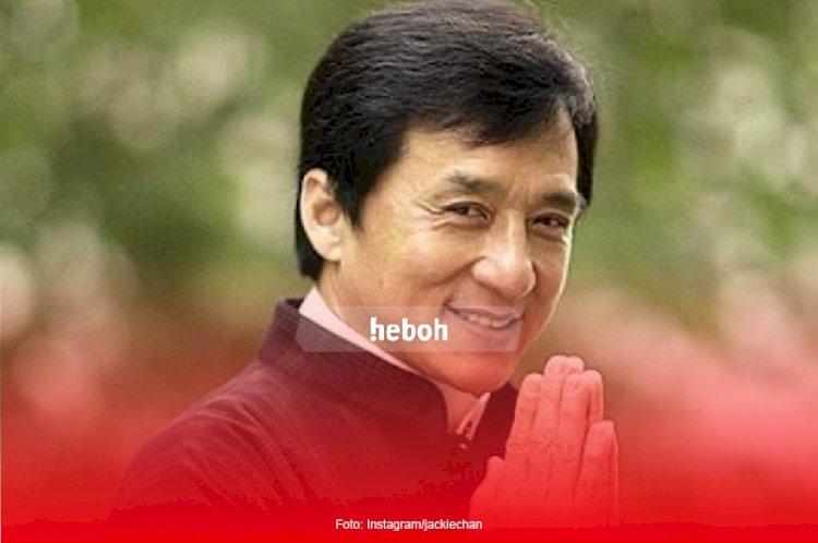 Viral! Video Jackie Chan Tampak Menua di TikTok