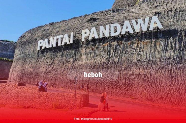 Pesona Pantai Pandawa, Bali Selatan! Cocok Jadi Tempat Liburanmu
